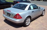 Thumbnail 1998 Mercedes SLK230 Service Repair Manual 98