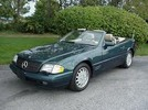 Thumbnail 1996 Mercedes SL320 Service Repair Manual 96