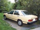 Thumbnail 1984 Mercedes 190D Service Repair Manual 84