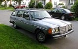 Thumbnail 1984 Mercedes 300TD Service Repair Manual 84