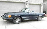 Thumbnail 1984 Mercedes 380SL Service Repair Manual 84