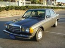 Thumbnail 1985 Mercedes 300D Service Repair Manual 85