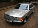 Thumbnail 1985 Mercedes 380SE Service Repair Manual 85