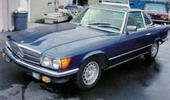 Thumbnail 1985 Mercedes 380SL Service Repair Manual 85