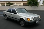 Thumbnail 1987 Mercedes 300D Service Repair Manual 87