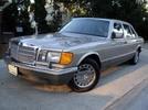 Thumbnail 1989 Mercedes 420SEL Service Repair Manual 89