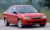 1999 Mazda Protege Service Repair Manual 99