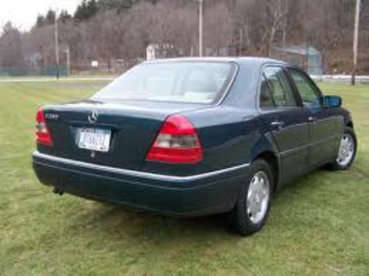1996 Mercedes C280 Service Repair Manual 96