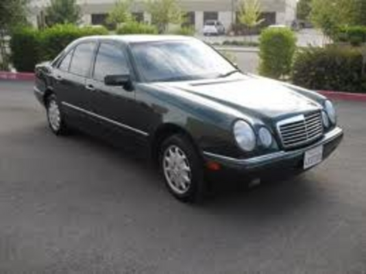 1998 Mercedes E320 Service Repair Manual 98