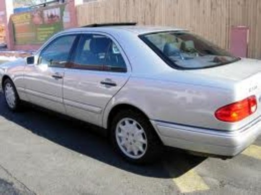 1997 Mercedes E320 Service Repair Manual 97