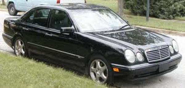 1996 Mercedes E320 Service Repair Manual 96