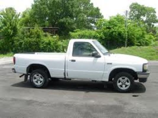 1996 Mazda B2300 Pickup Truck Service Repair Manual 96