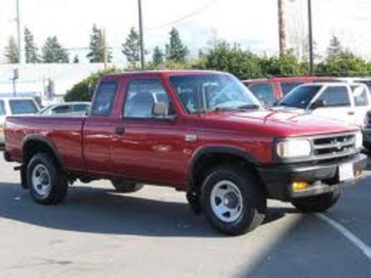 Pay for 1995 Mazda B3000 Pickup Truck Service Repair Manual 95