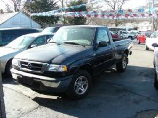 1994 Mazda B3000 Pickup Truck Service Repair Manual 94