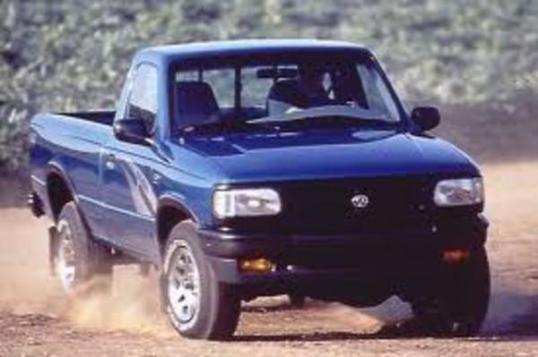 1991 mazda b series pickup truck service repair manual 91 downloa rh tradebit com 1999 Mazda B-Series Truck 2013 Mazda Pickup Truck