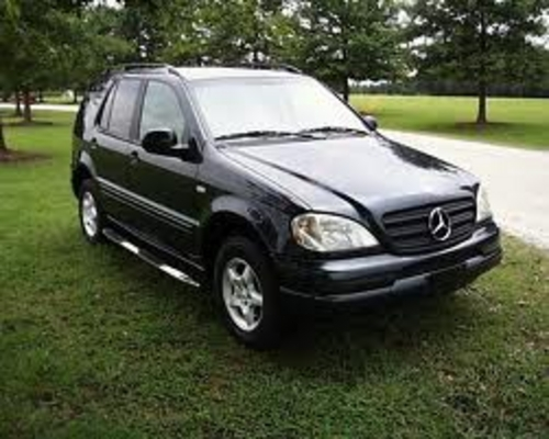 2002 mercedes m class owners manual us edition models ml320 ml500 ml55 amg