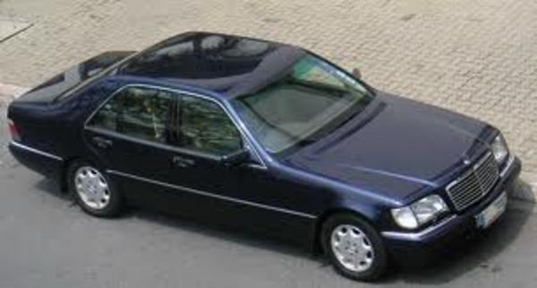1996 Mercedes S500 Service Repair Manual