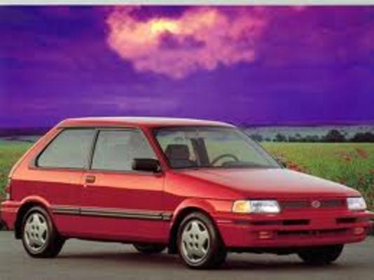 Pay for 1993 Subaru Justy Service Repair Manual 93