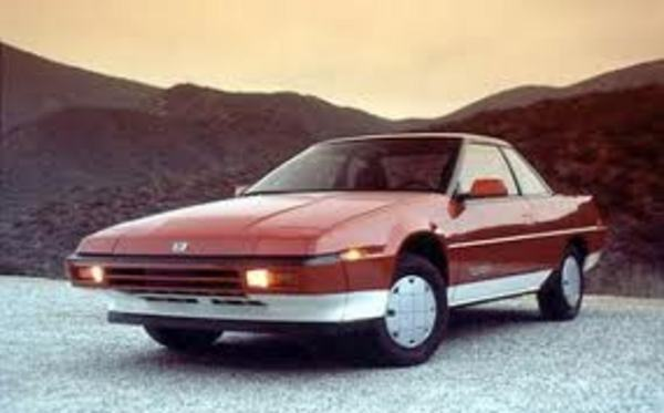 Pay for 1988 Subaru XT & XT6 Service Repair Manual 88