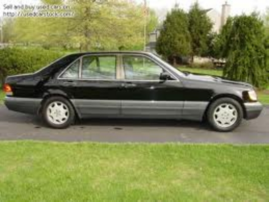 1995 Mercedes S420 Service Repair Manual 95