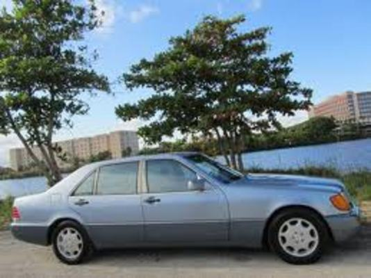 1994 Mercedes Benz S420 Service Repair Manual 94