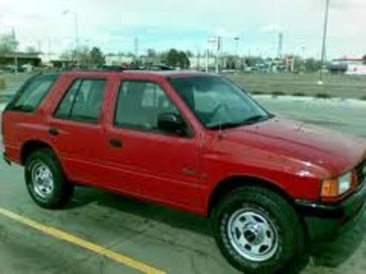 Pay for 1996 Isuzu Rodeo Service Repair Manual 96