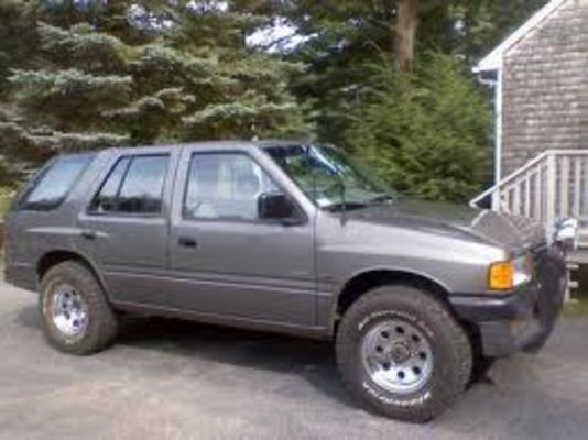 Pay for 1995 Isuzu Rodeo Service Repair Manual 95