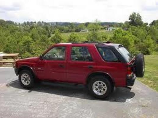 1994 isuzu rodeo service repair manual 94 download manuals rh tradebit com 1990 Holden Rodeo Holden Rodeo 1996