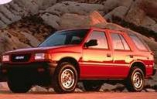 Pay for 1991 Isuzu Rodeo Service Repair Manual 91