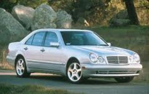 Mercedes Benz E-Class E430 Service Repair Manual 1998