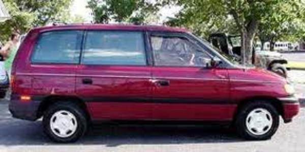 Pay for 1991 Mazda MPV Service Repair Manual 91