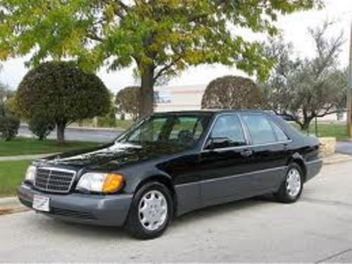 Pay for 1993 Mercedes 400SEL Service Repair Manual 93