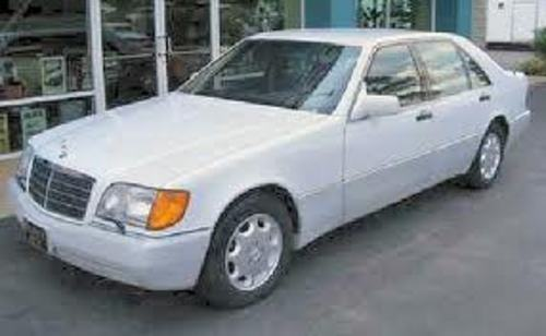 Pay for 1992 Mercedes 500SEL Service Repair Manual 92