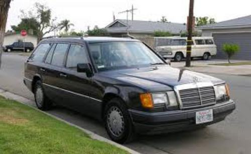 mercedes benz w124 repair manual pdf