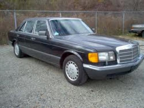 Pay for 1990 Mercedes 560SEL Service Repair Manual 90