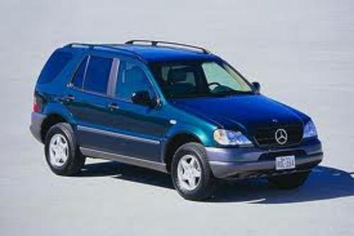 1998 Mercedes Ml320 Service Repair Manual 98 Download
