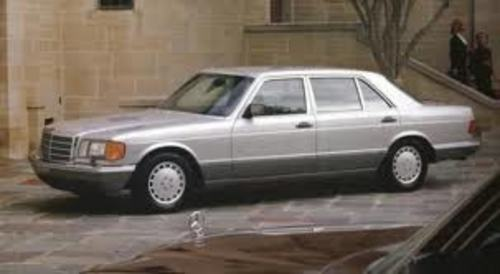 Pay for 1990 Mercedes 300SEL Service Repair Manual 90
