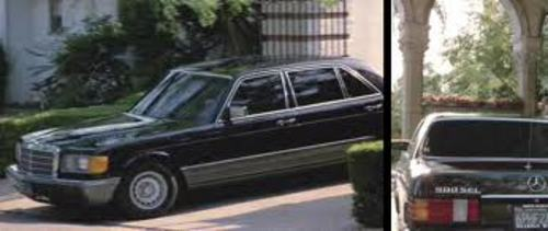 1984 mercedes 500sel service repair manual 84 download for Beverly hills mercedes benz service