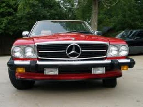 1987 mercedes 560sl service repair manual 87 download