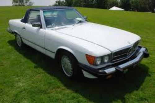 Pay for 1988 Mercedes 560SL Service Repair Manual 88