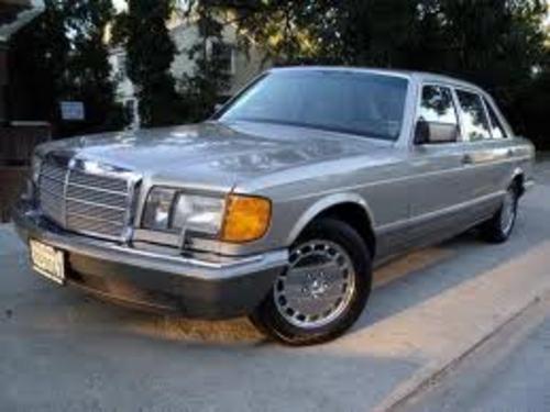 1989 mercedes 420sel service repair manual 89 download manuals a rh tradebit com Mercedes-Benz 4MATIC 1988 Mercedes-Benz 420SEL