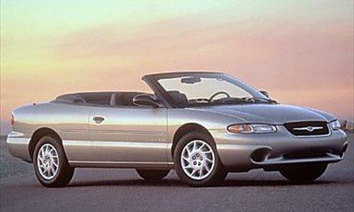 1999 chrysler sebring convertible service repair manual 99 downlo rh tradebit com 2014 Chrysler Sebring Convertible 2014 Chrysler Sebring Convertible