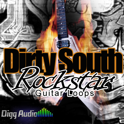 Pay for Dirty South Rockstar Guitar Loops - Acid/Apple/REX