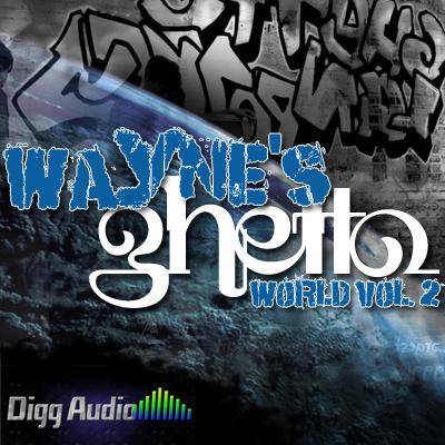 Pay for Wayne´s Ghetto World Vol 2 - Acid/Apple/REX