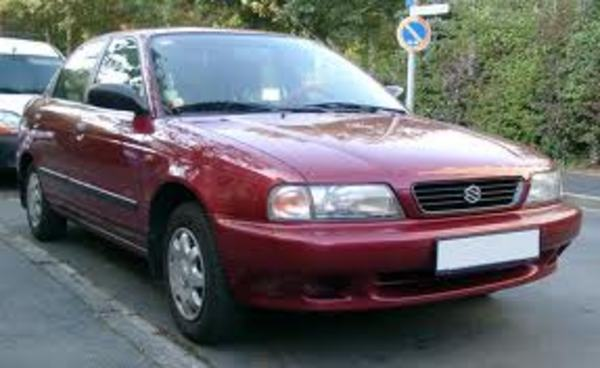 Free Suzuki Baleno / Esteem 1995-2002  Repair Manual   Download thumbnail