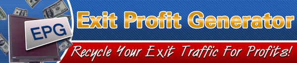 Pay for Exit Profit Generator New Version  with MRR