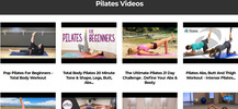 Thumbnail Pilates Instant Mobile Video Site-Master Resale