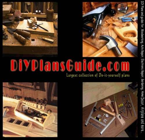Pay for DIY Plan to Make Heirloom Tool Cabinet  Woodworking Plan
