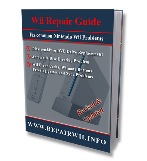 Pay for Wii Disc Could not be Read Fix Guide  Download DIY eBook