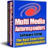 Thumbnail Multimedia Autoresponders with master resell rights
